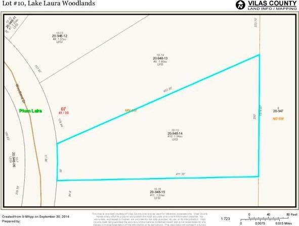 near7148 Woodland Dr, Plum Lake, WI 54560