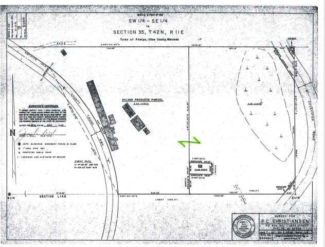 ON Cth E #14 Acres, Phelps, WI 54554