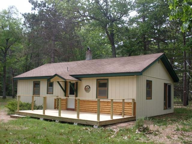 4631 Archery Rd, Manitowish Waters, WI 54545