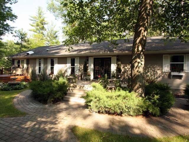 OFFER PENDING | St Germain Home on Water