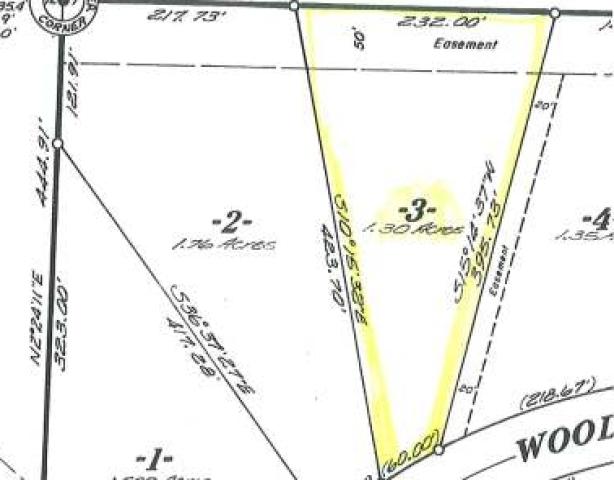 Lot 3 Woodland Dr, Star Lake, WI 54561