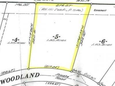 Lot 5 Woodland Dr, Star Lake, WI 54561