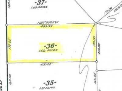 Lot 36 Deer Foot Rd, Star Lake, WI 54561