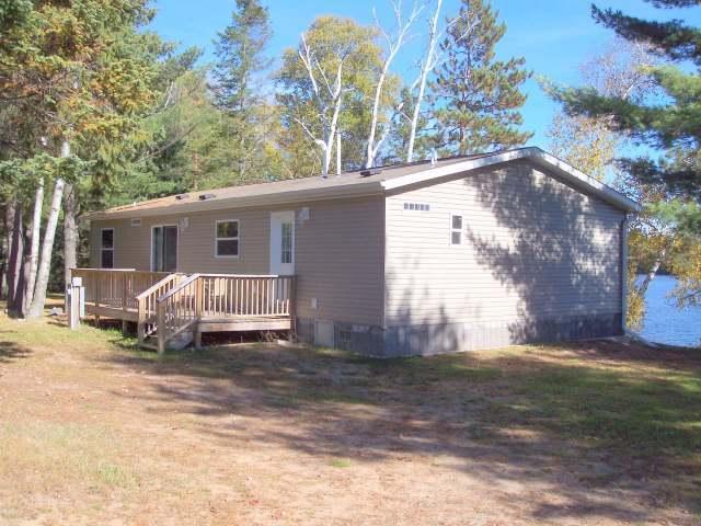 Jennie Webber Lake Home in Sugar Camp for Sale
