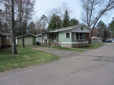 Photo of 138 Hiawatha Mobile Estates, Arbor Vitae, WI 54568