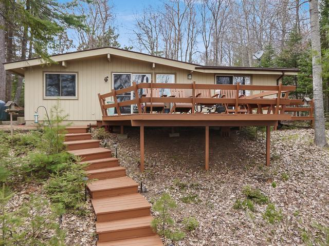 1548 Bass Lake Rd W, Eagle River, WI 54521