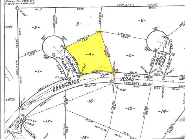 LOT 4 on Birchwood Cr, Minocqua, WI 54548