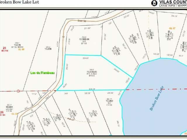 ON Deer Tr, Lac Du Flambeau, WI 54538