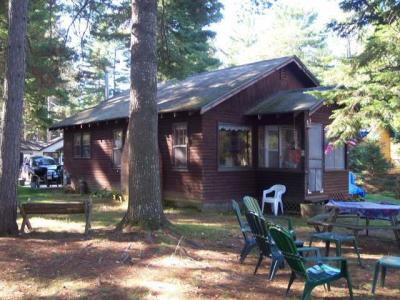 1069 Straight-a-way Rd, St Germain, WI 54558