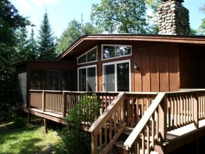 Photo of 8851 Johnson Point Ln, Land O Lakes, WI 54540