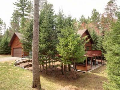 Photo of 8939 Whispering Pines Ln, Plum Lake, WI 54560