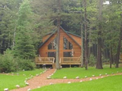 Photo of 668 Woods & Waters Ln, Three Lakes, WI 54562