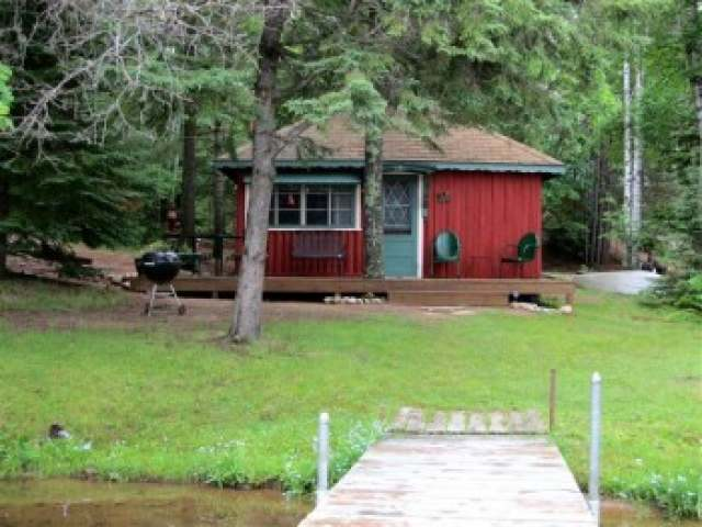 9552 Fishtrap Resort Ln #2, Boulder Junction, WI 54512