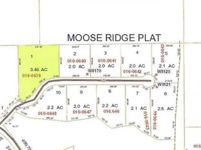 Photo of Lot 1 Moose Ridge Dr, Antigo, WI 54409