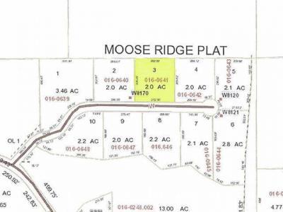 Photo of Lot 3 Moose Ridge Dr, Antigo, WI 54409