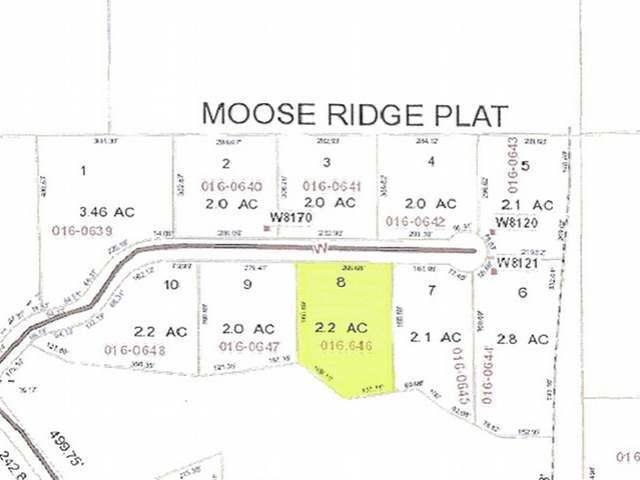Lot 8 Moose Ridge Dr, Antigo, WI 54409