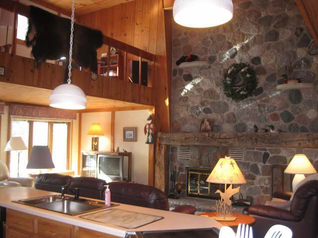 7455 Gilmore Lake Rd, Woodruff, WI 54568