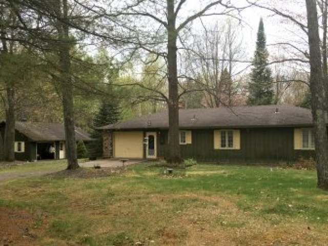 N9569 Solberg Lake Rd E, Phillips, WI 54555