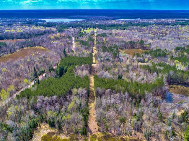 ON Old County W #Lot 2, Winchester, WI 54557