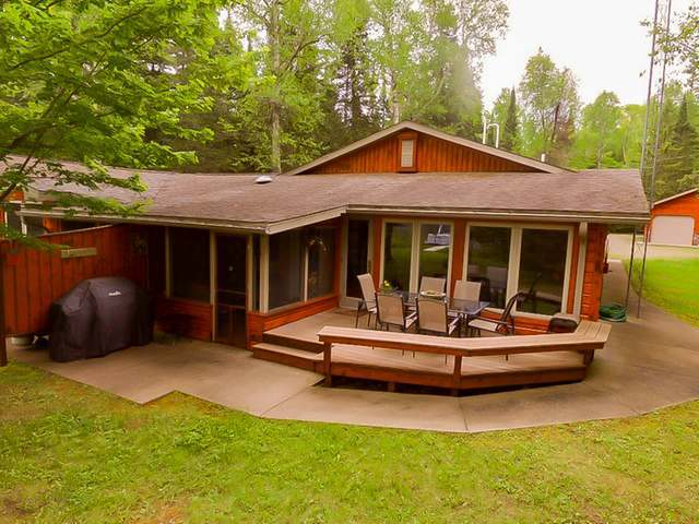 13690 Eight O Clock Blv, Manitowish Waters, WI 54545