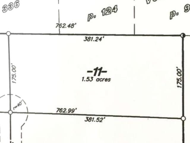 Lot 11 Pine Crest Ln, Sayner, WI 54560