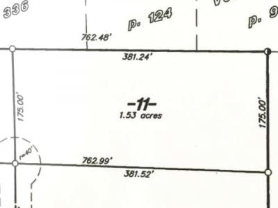 Photo of Lot 11 Pine Crest Ln, Sayner, WI 54560