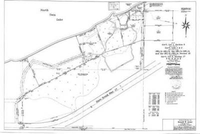 Photo of Lot 1 Briggs Ln, Phelps, WI 54554