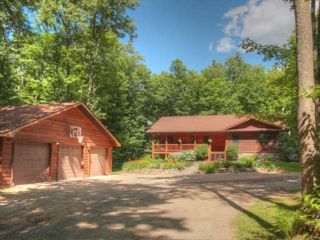 JUST LISTED | 2446 Country Lane, Phelps, WI Home for Sale