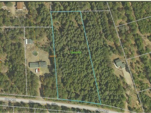 ON Dyer Rd #Lot 30, Eagle River, WI 54521