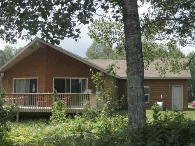 5506N Weber Lake Dr, Mercer, WI 54547