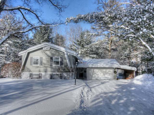 Eagle River Home for Sale with Convenient Location on Hwy 45 N