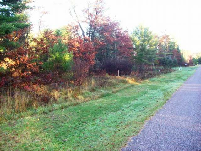 ON Oswego Fishtrap Lake Rd #Lot 9, Boulder Junction, WI 54512