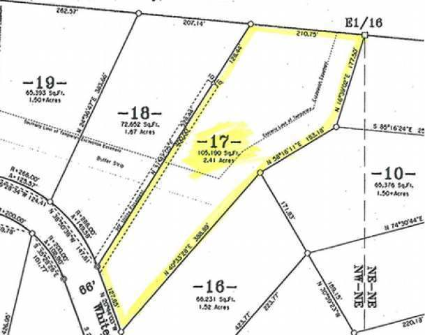 ON Whitetail Crossing Rd #Lot 17, Eagle River, WI 54521