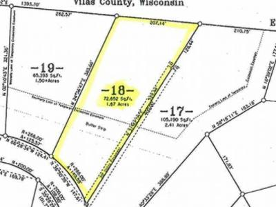 Photo of ON Whitetail Crossing Rd #Lot 18, Eagle River, WI 54521