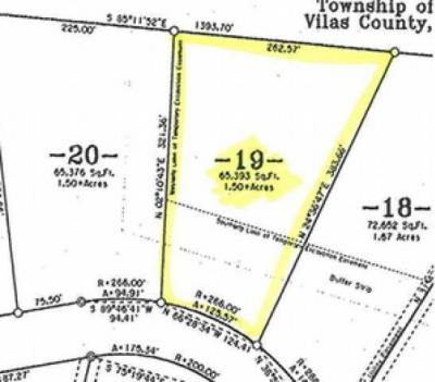 Photo of ON Whitetail Crossing Rd #Lot 19, Eagle River, WI 54521