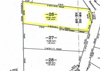 Photo of ON Doe Tr #Lot 26, Eagle River, WI 54521