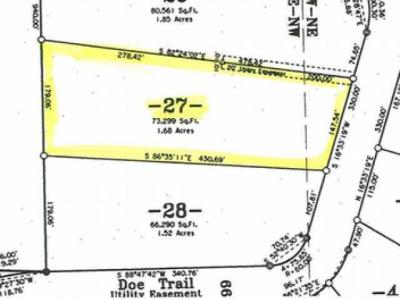 Photo of ON Doe Tr #Lot 27, Eagle River, WI 54521