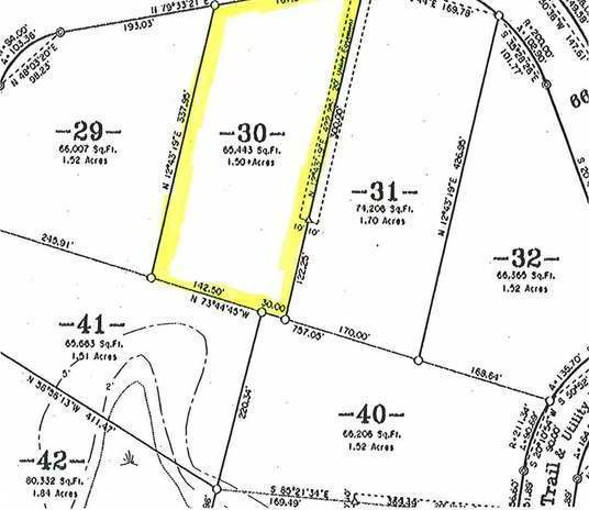 ON Whitetail Crossing Rd #Lot 30, Eagle River, WI 54521