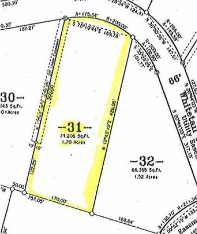 ON Whitetail Crossing Rd #Lot 31, Eagle River, WI 54521