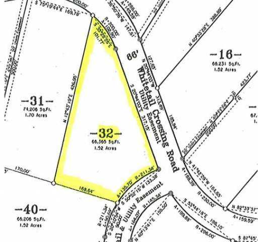 ON Whitetail Crossing Rd #Lot 32, Eagle River, WI 54521