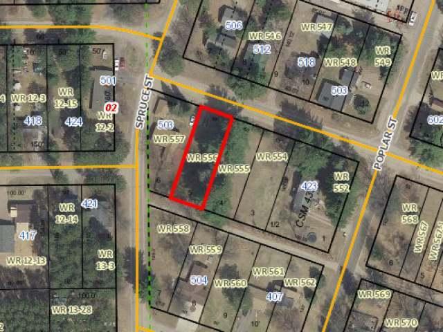 Lot 5 2nd Ave, Woodruff, WI 54568