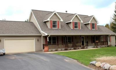 Photo of 5401 Rice Creek Ln, Eagle River, WI 54521