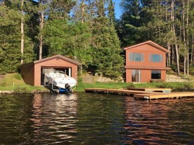 Photo of 6689 Whitefish Lake Rd, Three Lakes, WI 54562