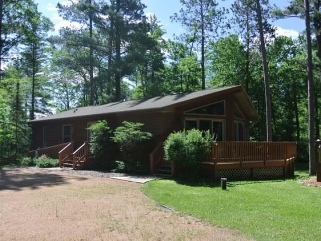 9721 South Blue Lake Rd, Hazelhurst, WI 54531