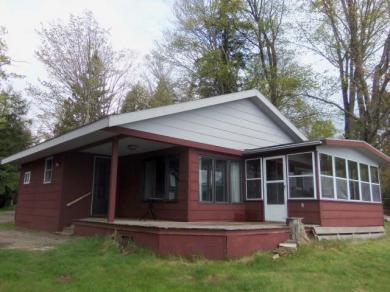3418 Tutts Rd, Mercer, WI 54547