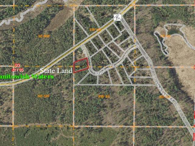 ON Manitou Dr, Manitowish Waters, WI 54545