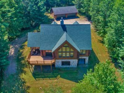 Photo of 3670 Crystal Lake Rd S, Land O Lakes, WI 54554