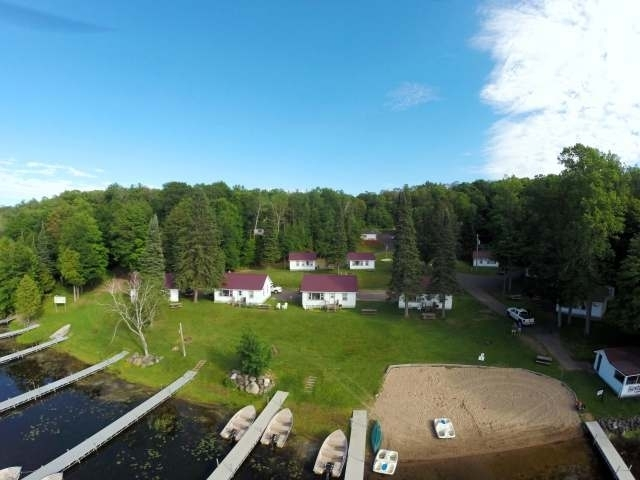 2198 South Shore Rd, Phelps, WI 54554