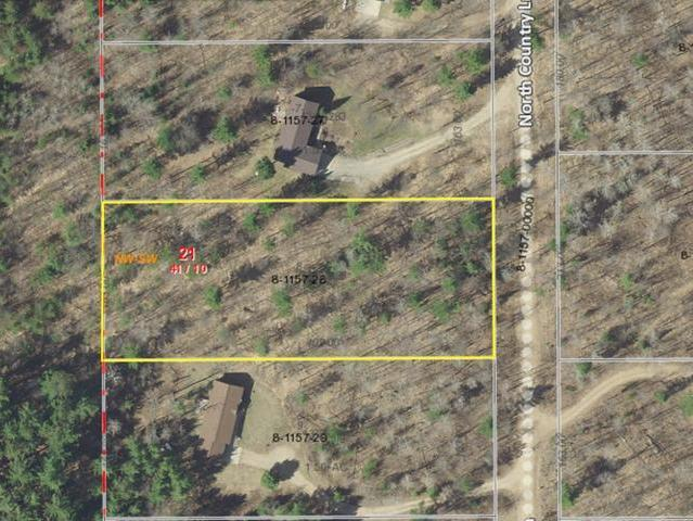 Lot #8 North Country Ln, Conover, WI 54519