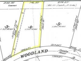 Lot 4 Woodland Dr, Star Lake, WI 54561